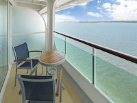 Vision of the Seas - Junior Suite Balkon