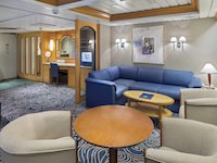 Vision of the Seas - Owner's Suite Wohnzimmer