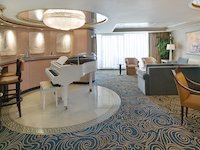 Vision of the Seas - Royal Suite Wohnbereich