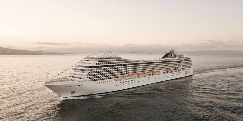MSC World Cruise 2021 mit MSC Poesia