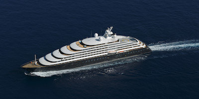 Expeditions-Yacht Scenic Eclipse: Ultimativer Luxus für Entdecker