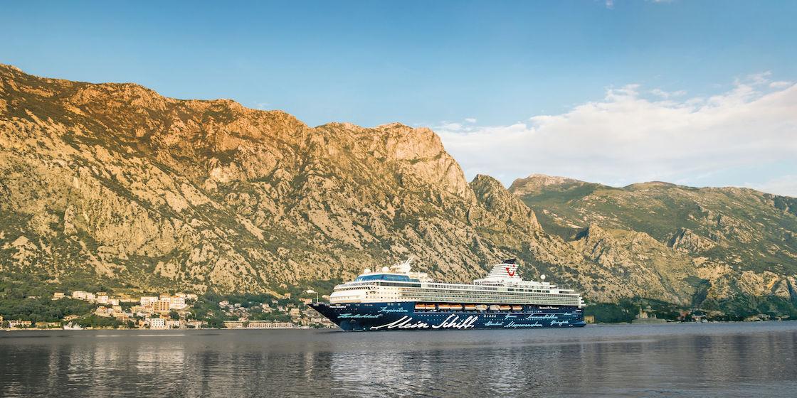 TUI Mein Schiff Kreuzfahrten in den Sommerferien 2021 ...